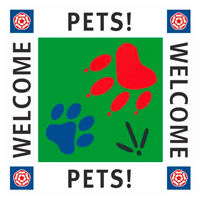 Pets are Welcomed